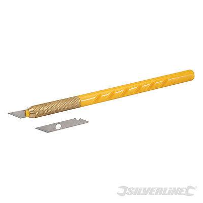 Skalpell mit 25 Ersatzklingen,Bastelmesser,