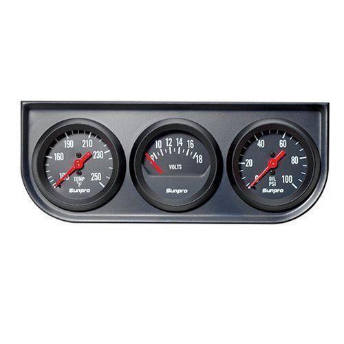 Car Gauges Set : Triple gauge kit ebay