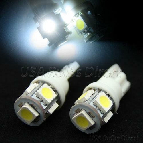 168 LED License Plate Bulb