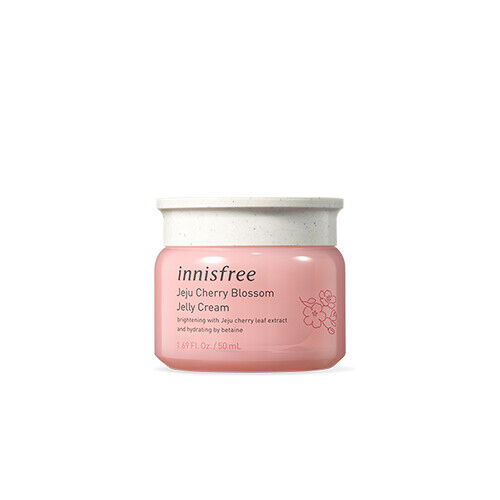 [innisfree] Jeju Cherry Blossom Jelly Cream 50ml