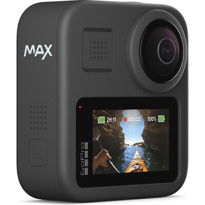 BRAND NEW GoPro MAX 360 Hero Max 360 Action Camera CHDHZ-201 *2-DAY SHIPPING*