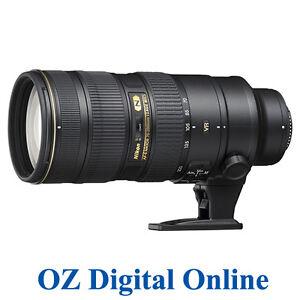 Nikon AF-S 70-200 VR 2 NIKKOR 70-200mm f/2.8G ED VR II