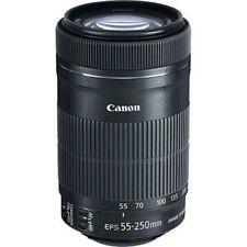 Canon 55-250mm f/4 - 5.6 Telephoto Zoom Lens for Canon Digital SLR Cameras