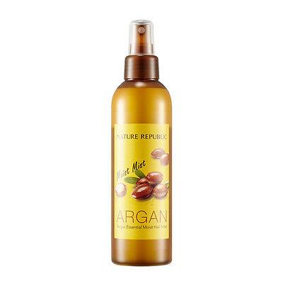 [Nature Republic] Argan Essential Moist Hair Mist 220ml
