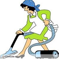 European-Style House Cleaning