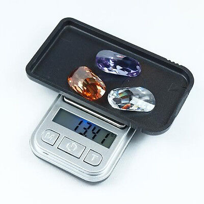100g x 0.01g Digital Pocket Scale Ultra mini Precision Jewelry Scale .01g YHS01