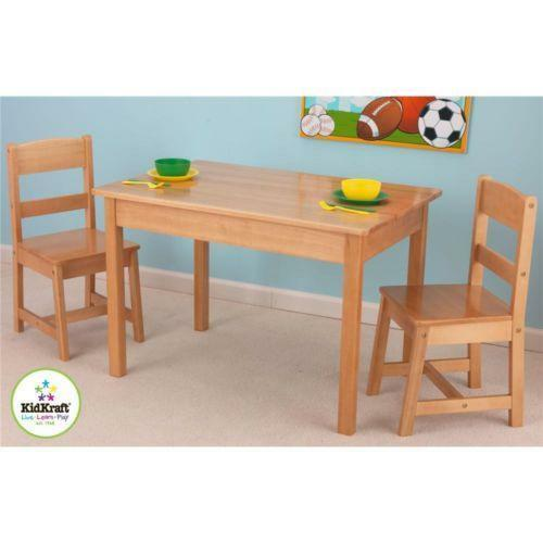 Kidkraft table and chairs ebay for Table kidkraft