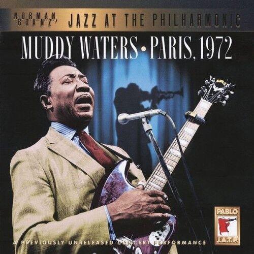 Muddy Waters - Paris 1972 [New Vinyl]