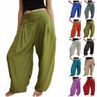 Wide Leg Hippie Pants