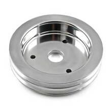 CHEV BBC ALUM BILLET SWP LOWER DOUBLE PULLEY 396 454 502 Cranbourne East Casey Area Preview