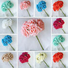 Foam Roses Wedding Bouquets