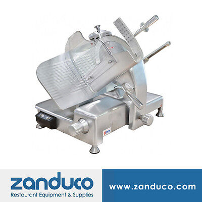 Omcan Aluminum Slicer With 14350mm Blade And 0.5 Hp Ms-cn-0350