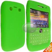 Blackberry Bold 9780 Green Case