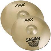 Sabian AAX Pack