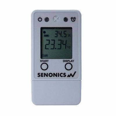 Senonics Minnow-2.0th Direct Usb Temperature And Humidity Data Logger Minnow2