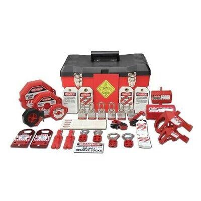 Stopout Ultimate Lockout Kit - Lockout Tagout Portable Kit