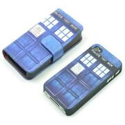 Doctor Who iPhone 4 Case