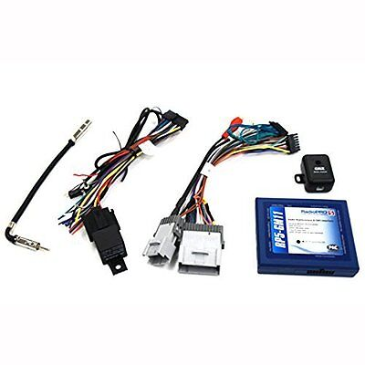 PAC RP5GM11 Radio Replacement Interface w Built-In OnStar for Select GM Class II