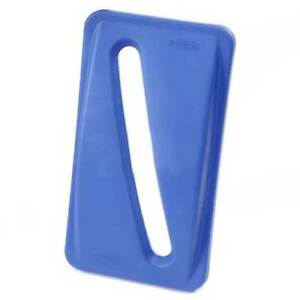 "Blue Rubbermaid-Recycling Lid/ Container-20"" x 11""-Brand New +"