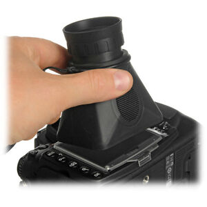 Hoodman-H-LPP3-HoodLoupe-Professional-LCD-Screen-Loupe-for-3-Displays