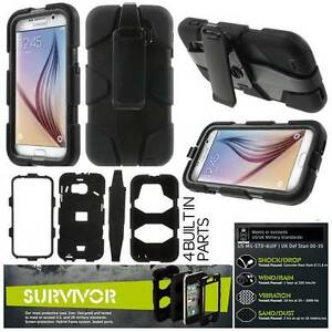 BRAND NEW GRIFFIN SURVIVOR CASE FOR ALL SAMSUNG PHONES