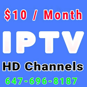 IPTV Live Tv Channels for Android Boxes Mag / Avov / Buzztv