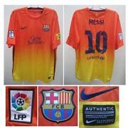 Barcelona Shirt 2012/13
