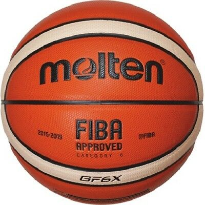 molten indoor Basketball GF6X X FIBA international version
