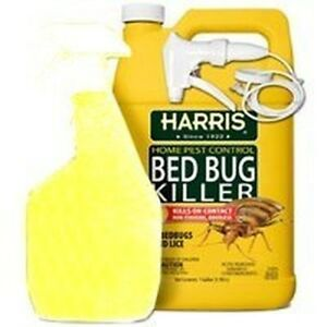 NEW-HARRIS-HBB-128-GALLON-READY-TO-USE-BED-BUG-INSECT-KILLER-SPRAY-0841288