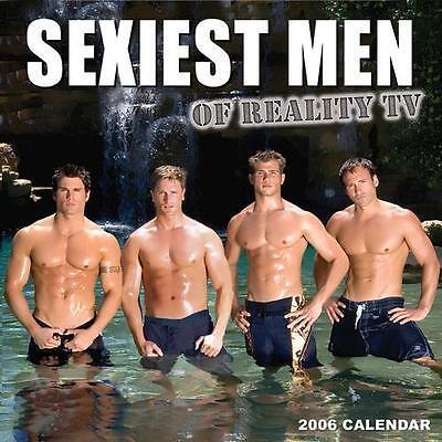Sexiest Men Of Reality Tv Calendar Cbs Big Brother Amazing Race Male Stripper