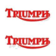 Triumph Sticker
