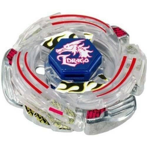 Купить Rapidity - Lightning L-Drago Metal Fusion 4D Beyblade BB-43 - USA SELLER!