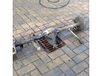 Wanted Ford Cortina Mk1 GT Rear Axle