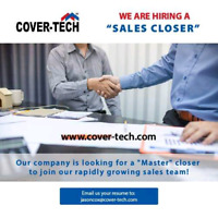 Sales Closer Career Opportunity