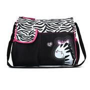 Zebra Diaper Bag