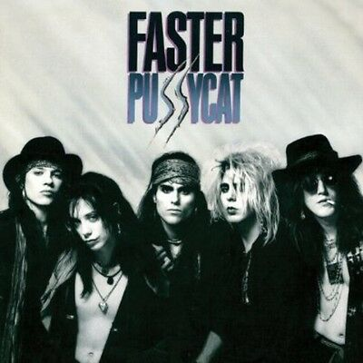 Faster Pussycat   Faster Pussycat  New Cd  Deluxe Edition  Rmst