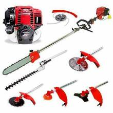 Buy New 6 in 1 Black Eagle Multi-Tools Brush Cutter Hedge Trimmer Fairfield East Fairfield Area Preview