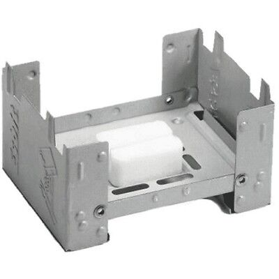 Foldable Pocket Stove with Electrolytic Steel Construction