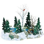 Dept 56 Snow Village Mill Creek