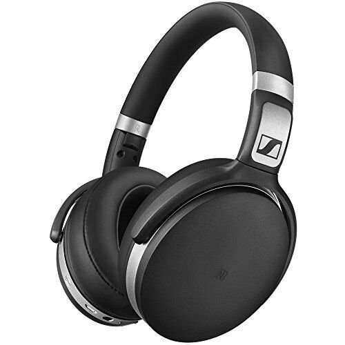 Sennheiser HD 4.50 BTNC Wireless Over-the-Ear Noise Canceling Headphones Black HD 4.50 BTNC