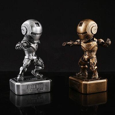 Iron Man Dekorationen (Avengers IRON MAN MK6 VI Auto Wohnen Deko-figuren Figur Figure Vintage toys Fun)