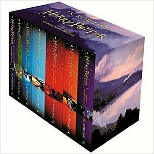 Harry Potter: The Complete Collection Paperback