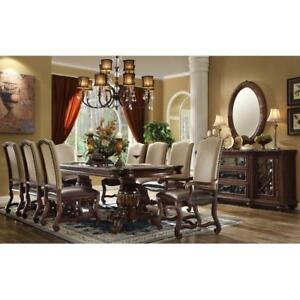 Ultimate Accents 7 Piece Dining Set NEW ** 5 CORNERS FURNITURE**