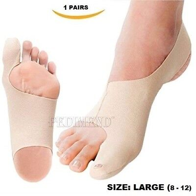 2 Bunion Protective Sleeve PEDIMEND™ Best Support For Bunion Foot Toe Wrap