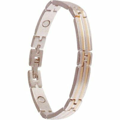 Casual Classic Magnetic Bracelet (SABONA CASUAL CLASSIC MAGNETIC BRACELET. SIZE SMALL TO MEDIUM.)
