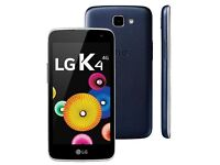 LG K4 K120E Smartphone - As New Condition - Unlocked