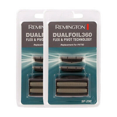 Replacement Foil & Cutter Pack For Remington SP-290 - 2 Pack