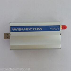 GSM Modem Wavecom Q2303A Module USB Interface AT Commands SMS 900/1800Mhz