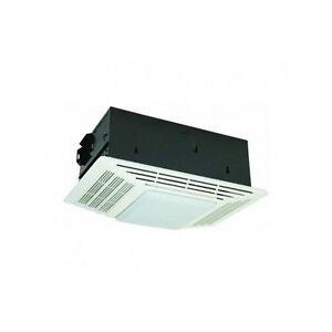light fan bathroom heater bath exhaust ceiling heat vent. Black Bedroom Furniture Sets. Home Design Ideas