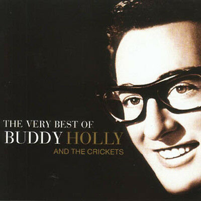 Buddy Holly  Buddy Holly   The Crickets   Very Best Of  New Cd